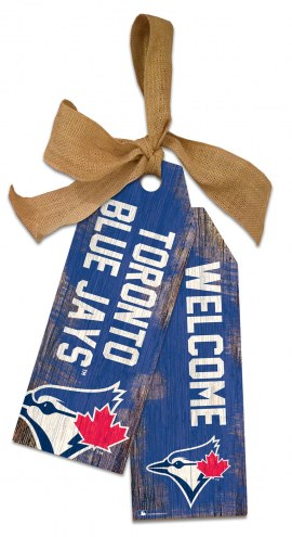 "Toronto Blue Jays 12"" Team Tags"