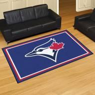 Toronto Blue Jays 5' x 8' Area Rug