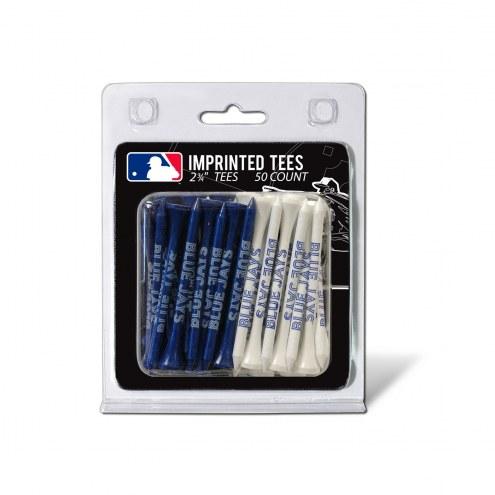 Toronto Blue Jays 50 Golf Tee Pack
