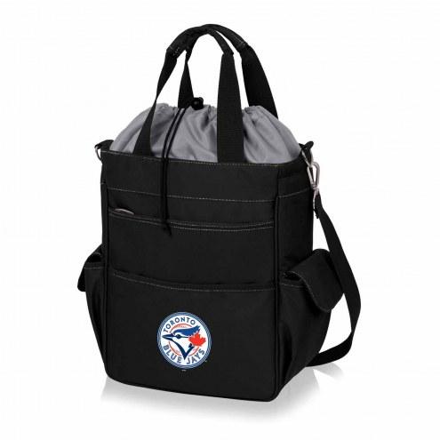 Toronto Blue Jays Black Activo Cooler Tote