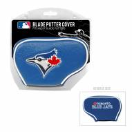 Toronto Blue Jays Blade Putter Headcover