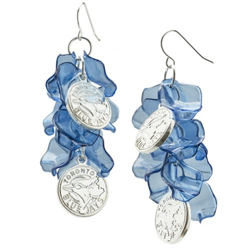 Toronto Blue Jays Celebration Dangle Earrings