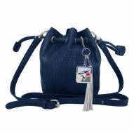 Toronto Blue Jays Charming Mini Bucket Bag