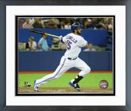 Toronto Blue Jays Chris Colabello Action Framed Photo