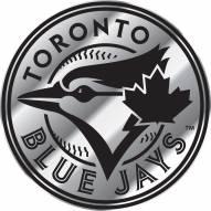 Toronto Blue Jays Chrome Car Emblem