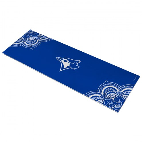 Toronto Blue Jays Color Yoga Mat
