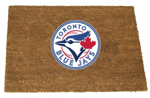 Toronto Blue Jays Colored Logo Door Mat