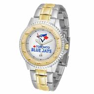 Toronto Blue Jays Competitor Two-Tone Men's Watch