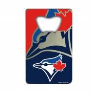 Toronto Blue Jays Credit Card Style Bottle Opener