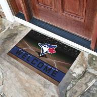 Toronto Blue Jays Crumb Rubber Door Mat