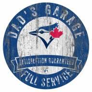 Toronto Blue Jays Dad's Garage Sign