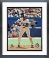 Toronto Blue Jays Dave Winfield Action Framed Photo