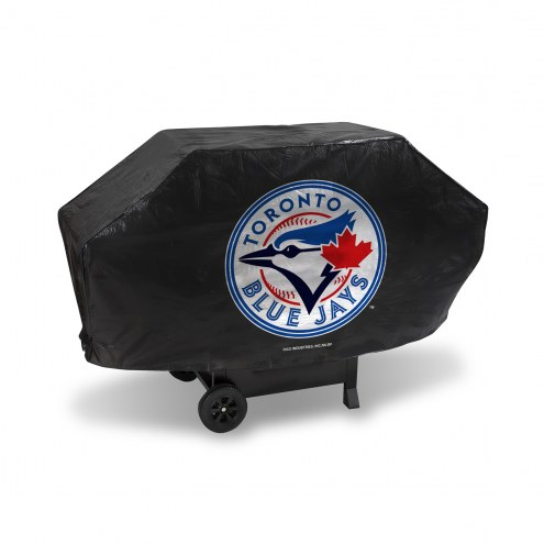 Toronto Blue Jays Deluxe Padded Grill Cover