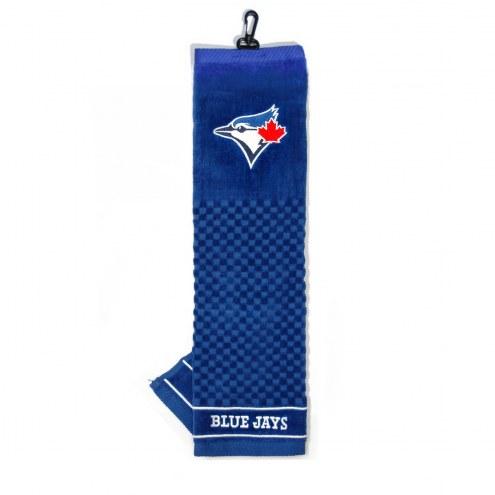 Toronto Blue Jays Embroidered Golf Towel