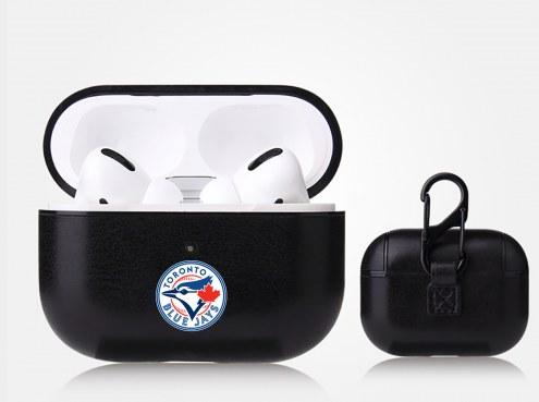 Toronto Blue Jays Fan Brander Apple Air Pod Pro Leather Case
