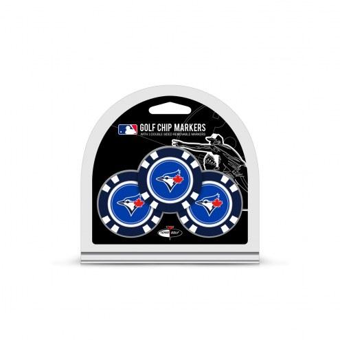 Toronto Blue Jays Golf Chip Ball Markers