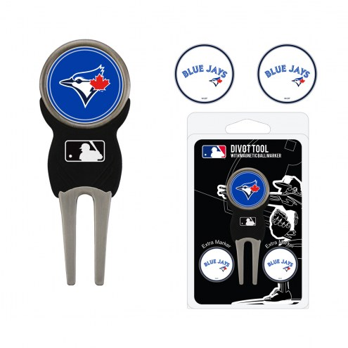 Toronto Blue Jays Golf Divot Tool Pack