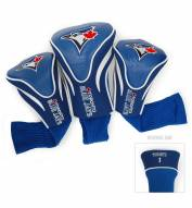 Toronto Blue Jays Golf Headcovers - 3 Pack