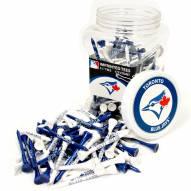 Toronto Blue Jays 175 Golf Tee Jar