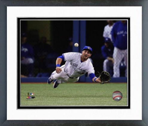 Toronto Blue Jays Kevin Pillar Action Framed Photo