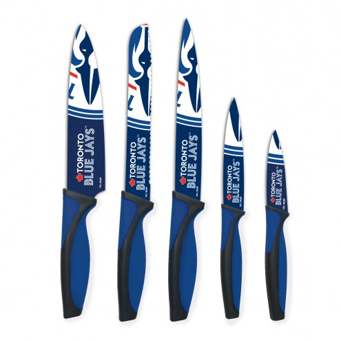 Toronto Blue Jays Kitchen Knives