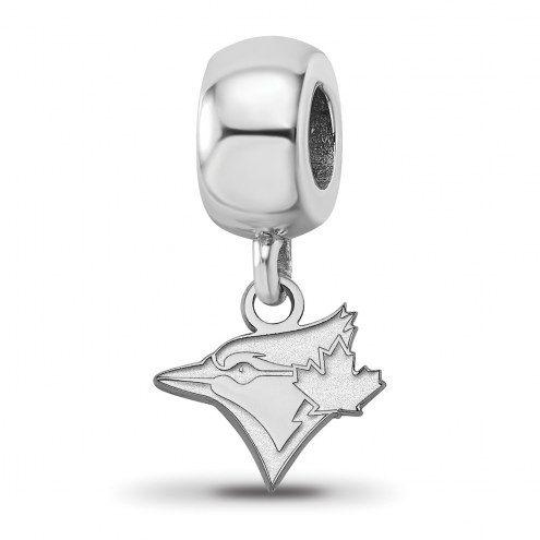 Toronto Blue Jays Sterling Silver Extra Small Bead Charm