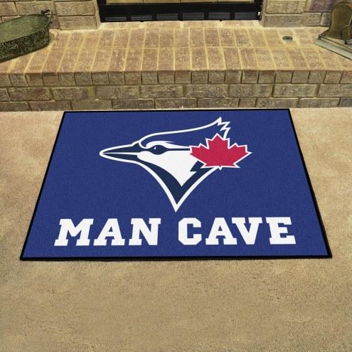 Toronto Blue Jays Man Cave All-Star Rug