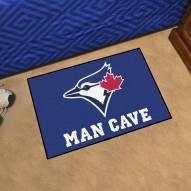 Toronto Blue Jays Man Cave Starter Mat
