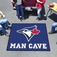 Toronto Blue Jays Man Cave Tailgate Mat