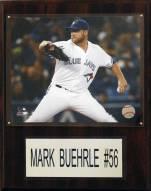 "Toronto Blue Jays Mark Buehrle 12"" x 15"" Player Plaque"