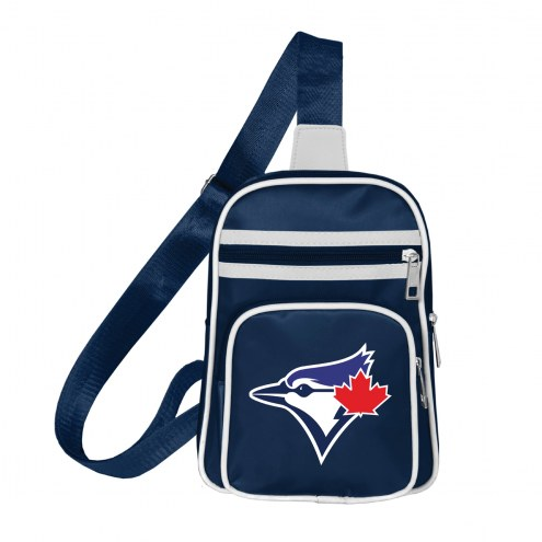 Toronto Blue Jays Mini Cross Sling Bag