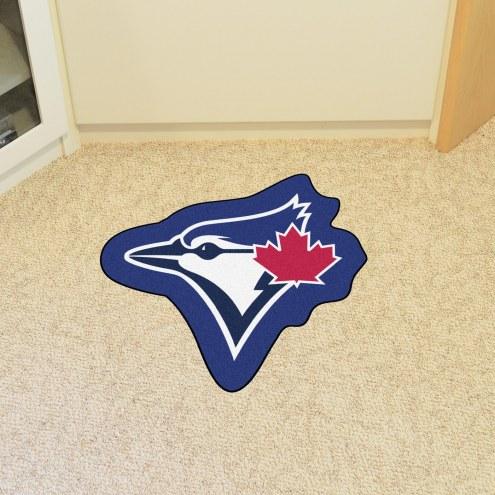 Toronto Blue Jays MLB Mascot Mat