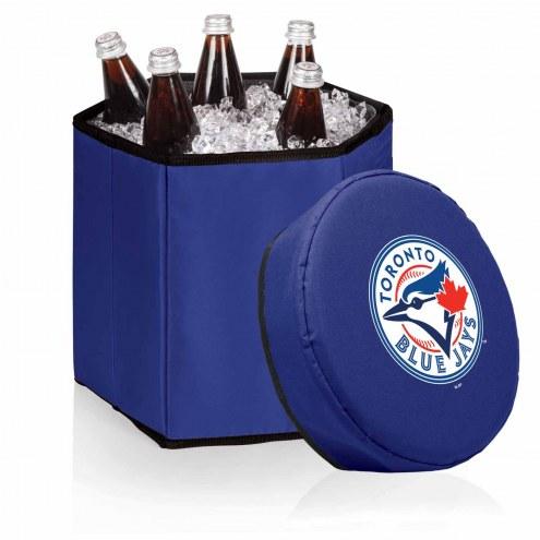 Toronto Blue Jays Navy Bongo Cooler