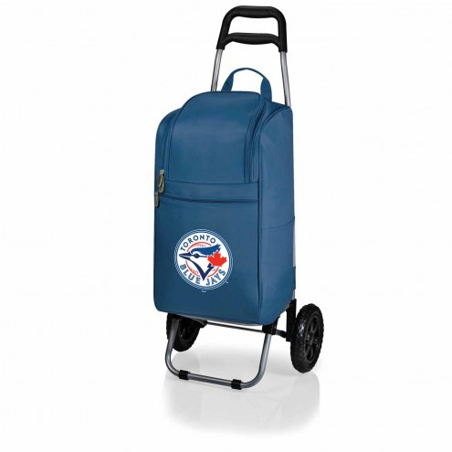 Toronto Blue Jays Navy Cart Cooler