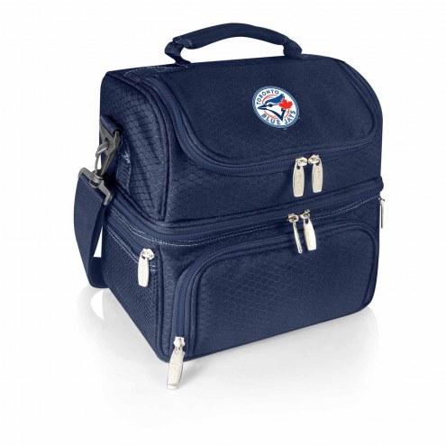 Toronto Blue Jays Navy Pranzo Insulated Lunch Box