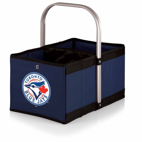 Toronto Blue Jays Navy Urban Picnic Basket