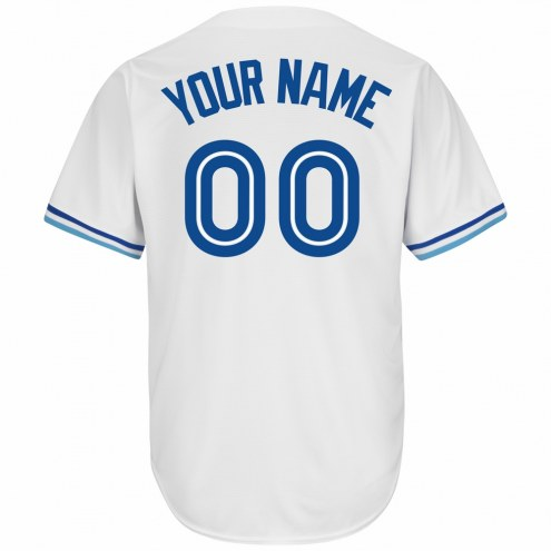 Toronto Blue Jays Personalized Cooperstown Replica Baseball Jersey