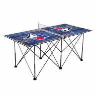 Toronto Blue Jays Pop Up 6' Ping Pong Table
