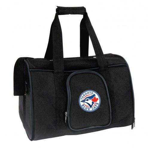 Toronto Blue Jays Premium Pet Carrier Bag
