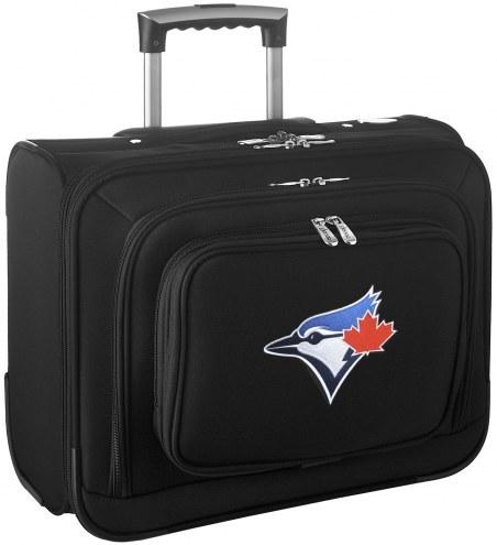 Toronto Blue Jays Rolling Laptop Overnighter Bag