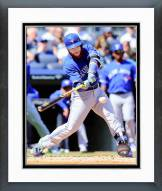 Toronto Blue Jays Russell Martin Action Framed Photo