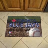 Toronto Blue Jays Scraper Door Mat