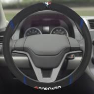 Toronto Blue Jays Steering Wheel Cover