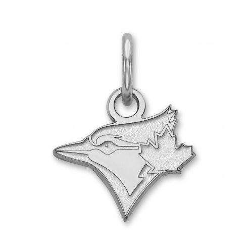 Toronto Blue Jays Sterling Silver Extra Small Pendant