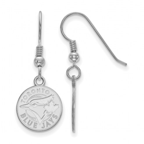Toronto Blue Jays Sterling Silver Small Post Earrings