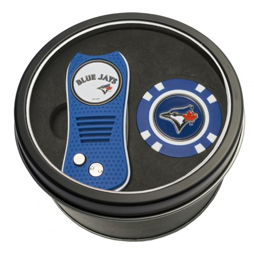 Toronto Blue Jays Switchfix Golf Divot Tool & Chip
