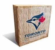Toronto Blue Jays Team Logo Block