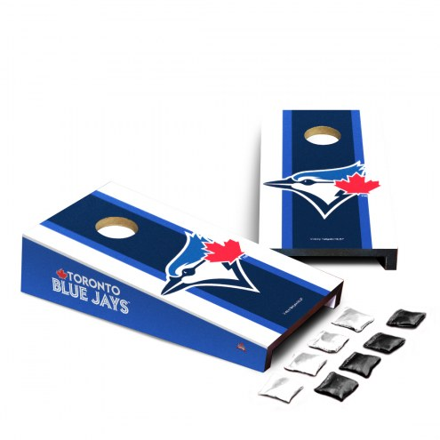 Toronto Blue Jays Mini Cornhole Set
