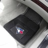 Toronto Blue Jays Vinyl 2-Piece Car Floor Mats