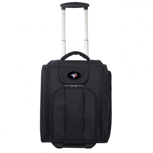 Toronto Blue Jays Wheeled Business Tote Laptop Bag
